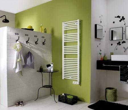 Thermor Corsaire 750W elektromos törölközőszárító fürdőszobai radiátor