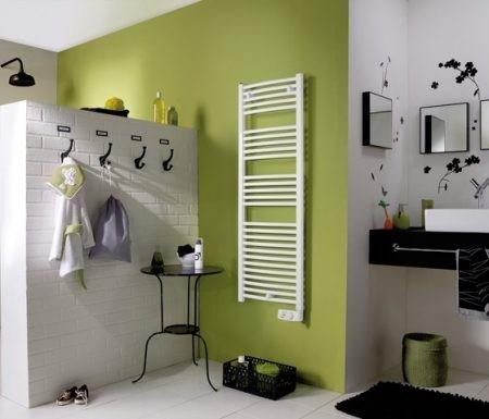 Thermor Corsaire 1000W elektromos törölközőszárító fürdőszobai radiátor